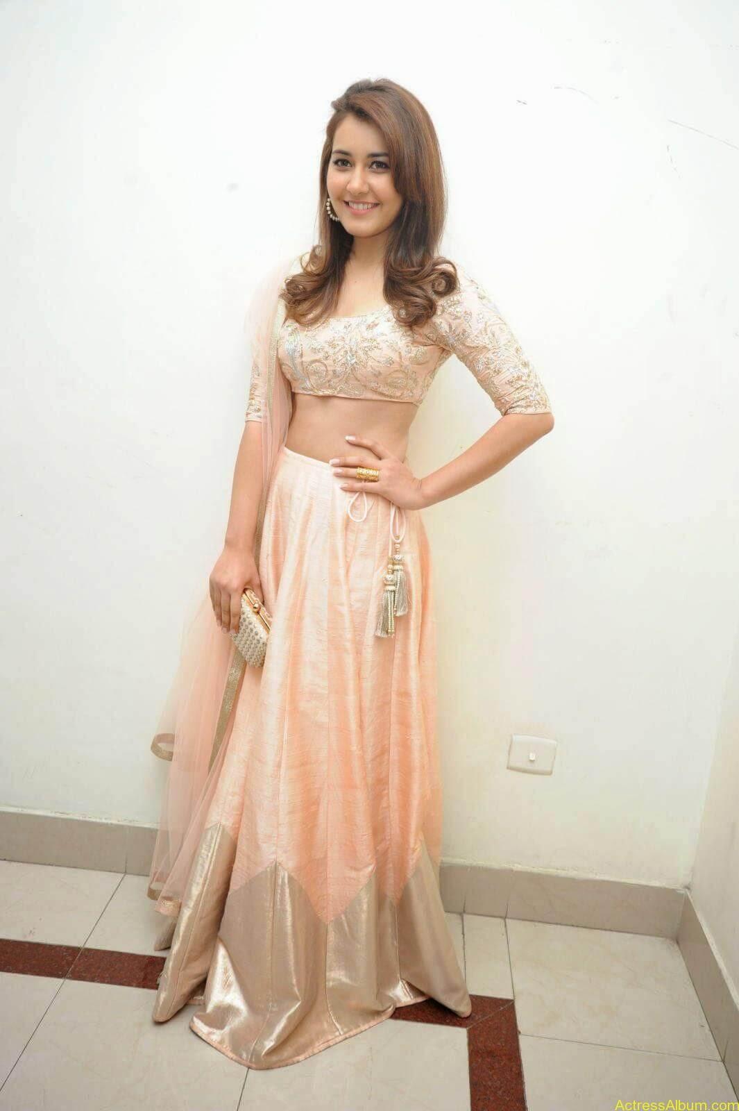 Rashi Khanna Latest Glam Stills At Jil Movie Audio Launch HQ 6