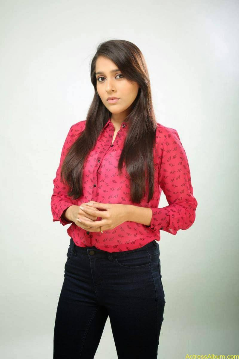 Rashmi Gautam Hot pink dress 2
