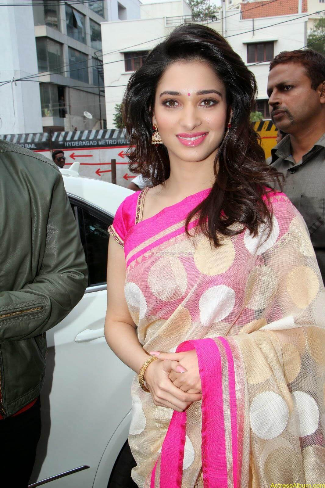 Tamanna latest beautiful pics at Trisha Boutique launch event 001