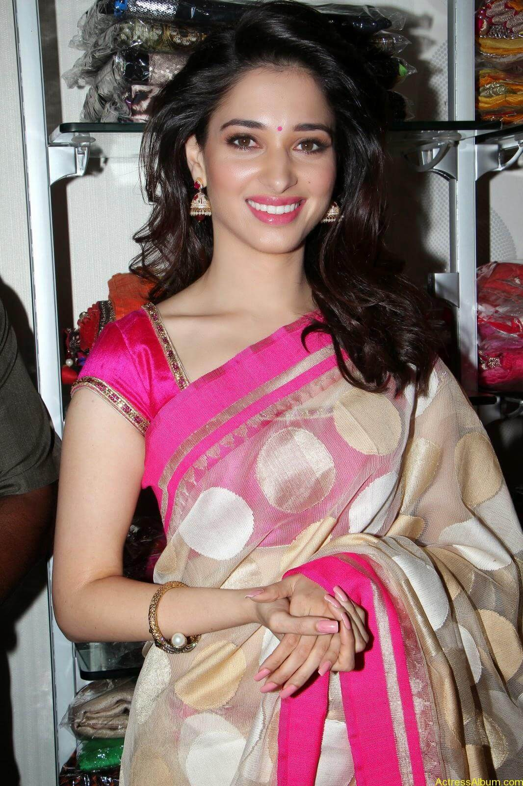 Tamanna latest beautiful pics at Trisha Boutique launch event 003