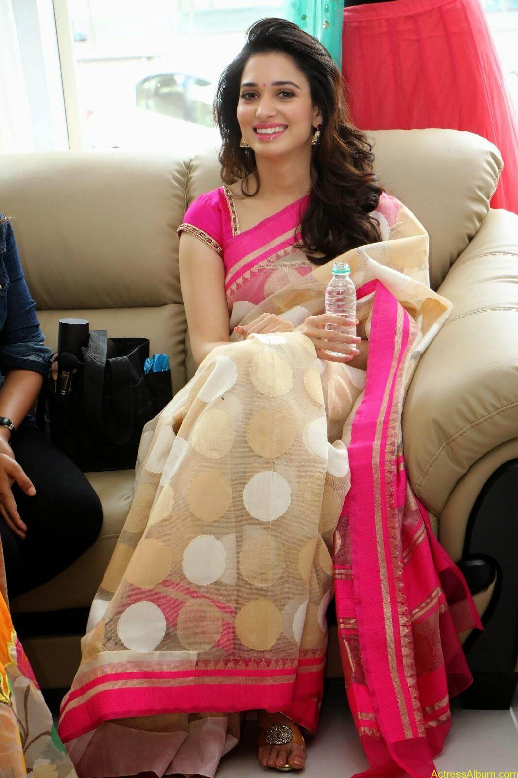 Tamanna latest beautiful pics at Trisha Boutique launch event 1