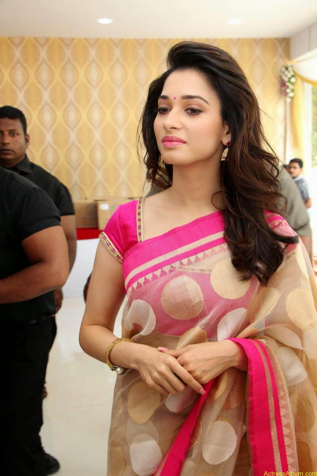 Tamanna latest beautiful pics at Trisha Boutique launch event 10