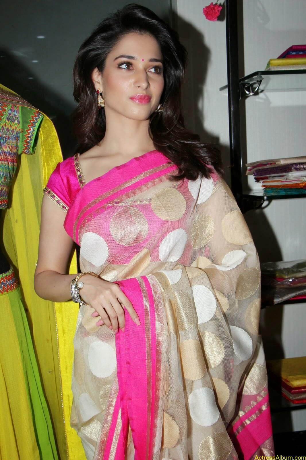 Tamanna latest beautiful pics at Trisha Boutique launch event 15