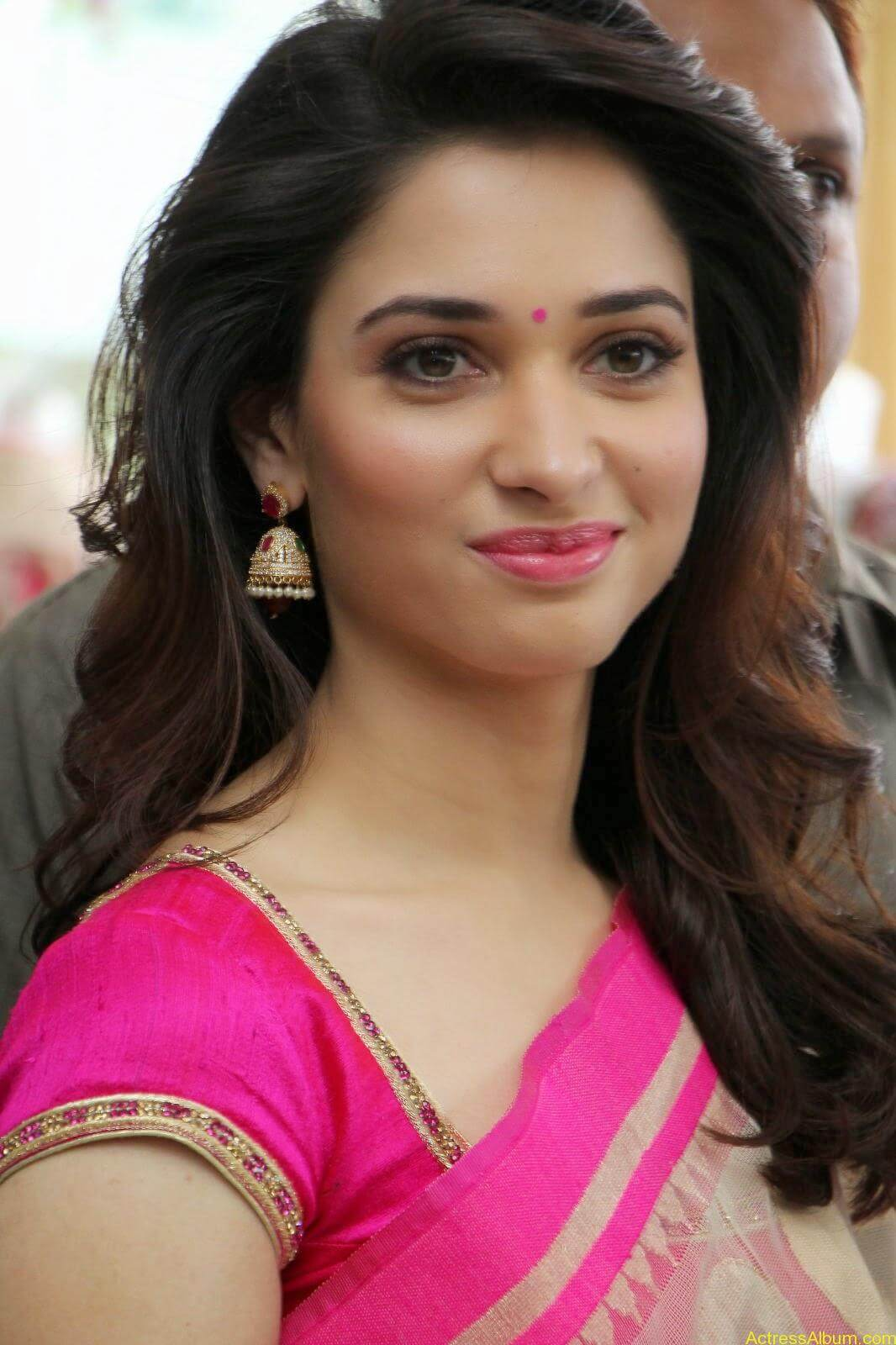 Tamanna latest beautiful pics at Trisha Boutique launch event 2