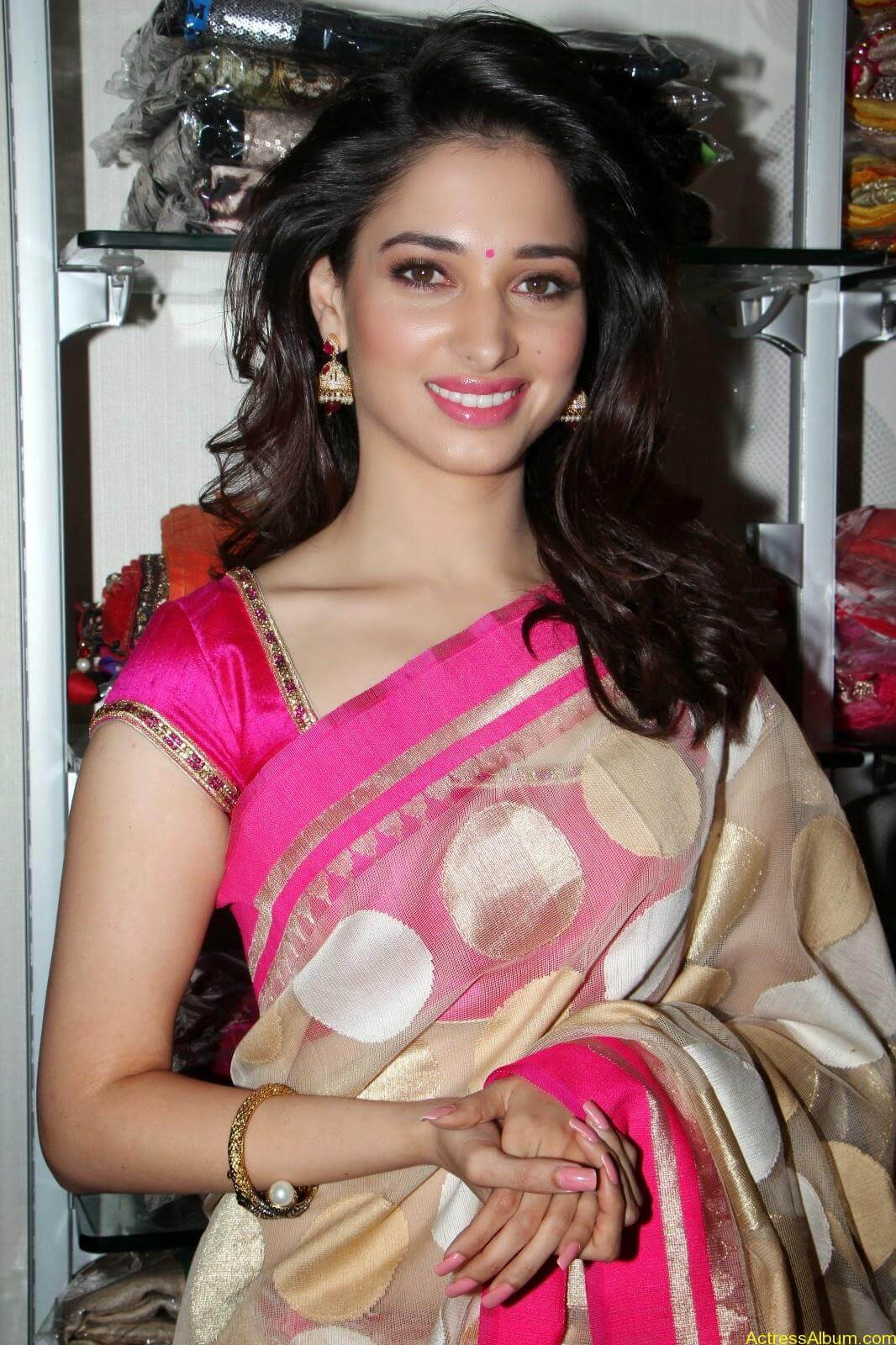 Tamanna latest beautiful pics at Trisha Boutique launch event 223