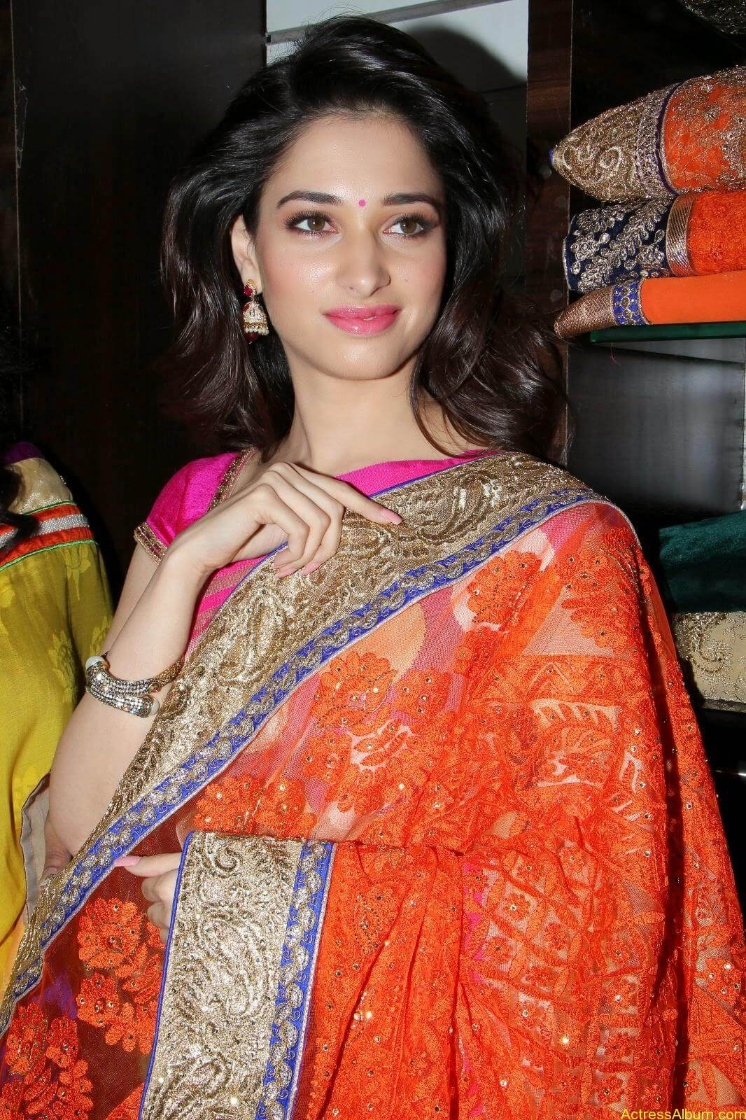 Tamanna latest beautiful pics at Trisha Boutique launch event 3