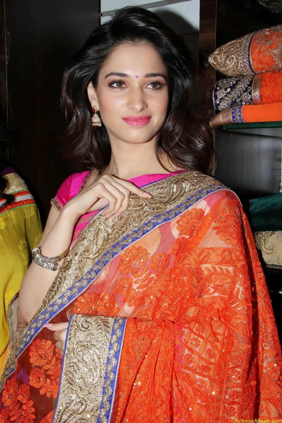 Tamanna latest beautiful pics at Trisha Boutique launch event 3