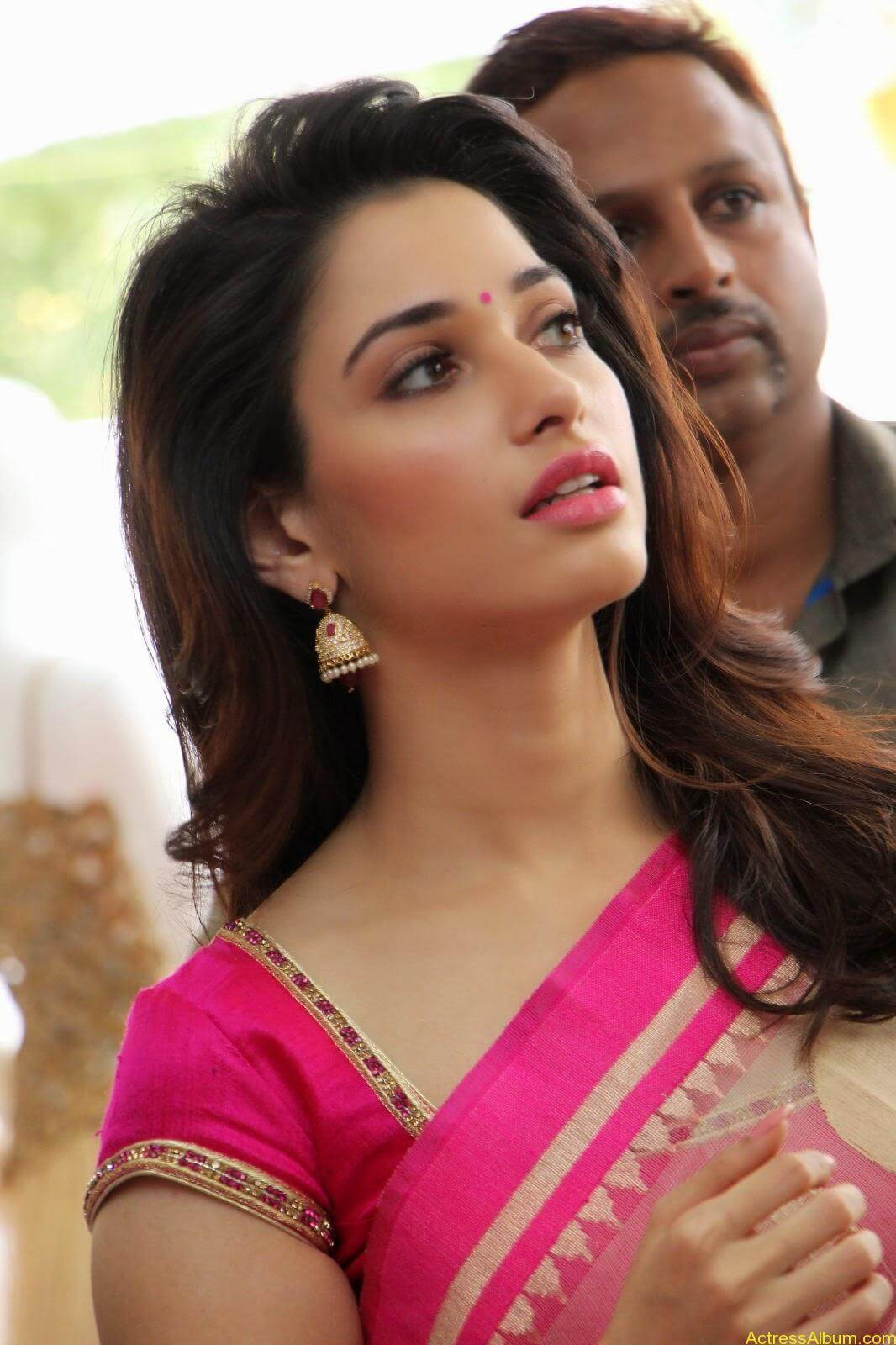 Tamanna latest beautiful pics at Trisha Boutique launch event 5