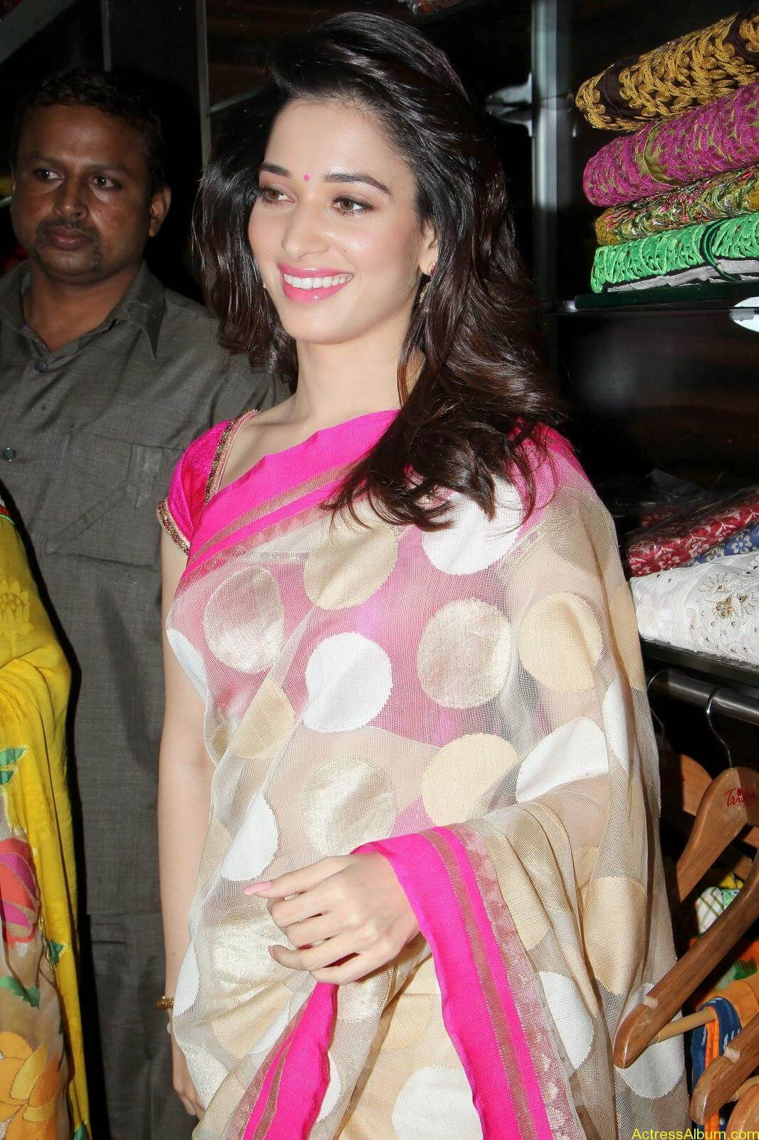 Tamanna latest beautiful pics at Trisha Boutique launch event 6