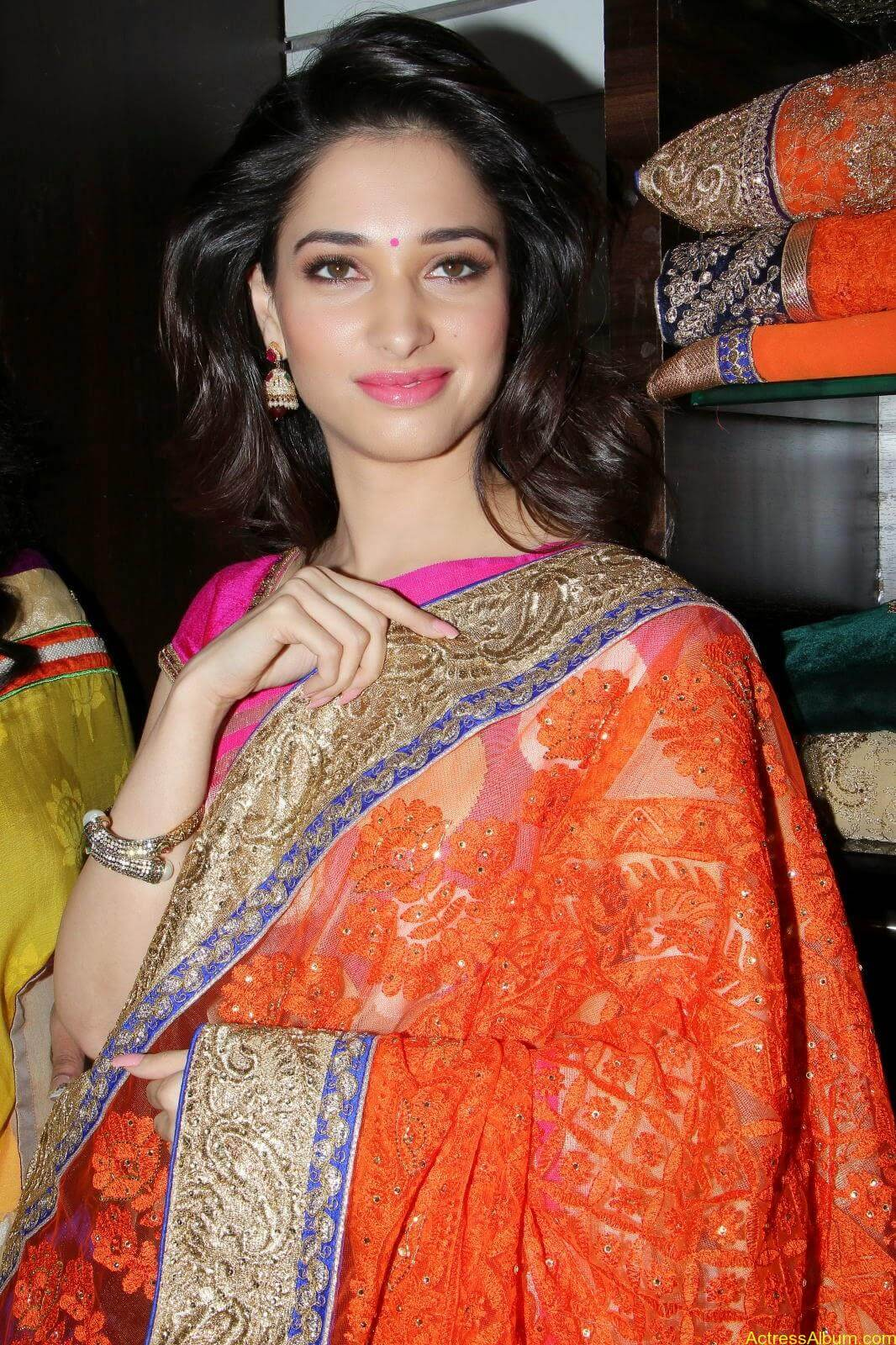 Tamanna latest beautiful pics at Trisha Boutique launch event 7