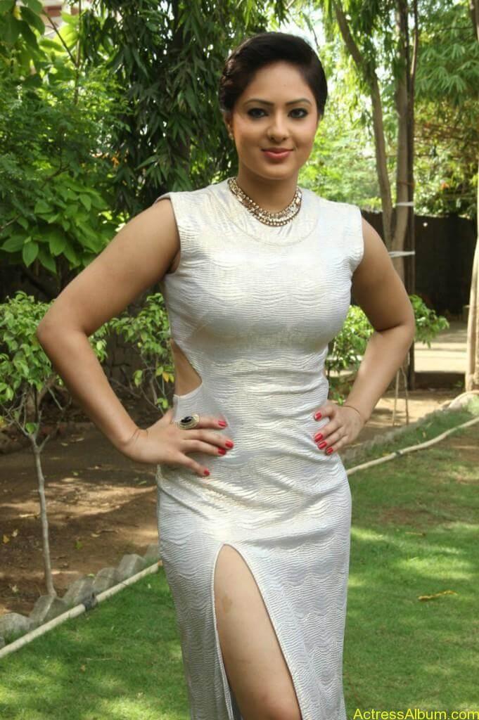 Actress Nikesha Patel Hot Stills - 4