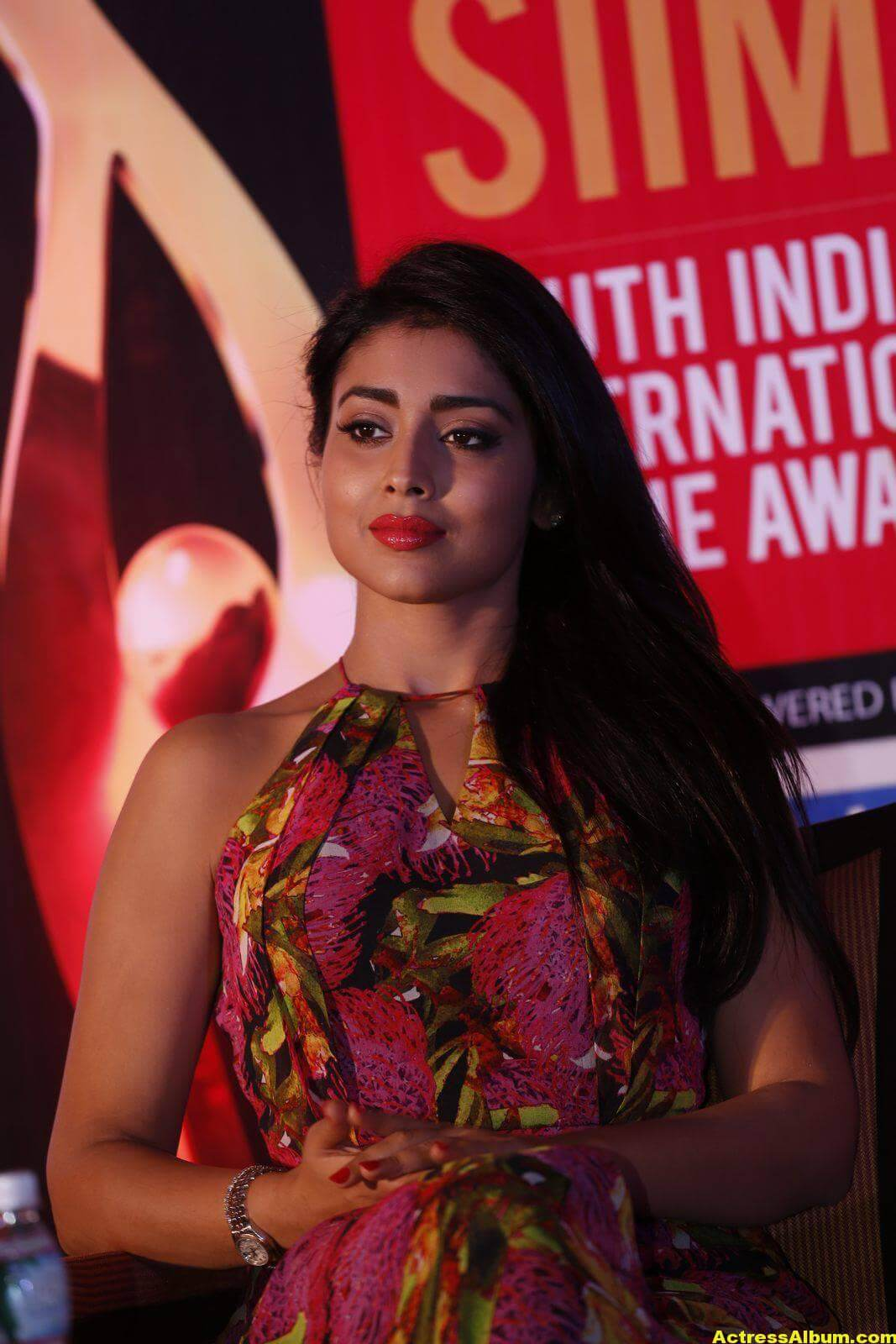 Actress Shriya Saran at SIMMA Awards-2
