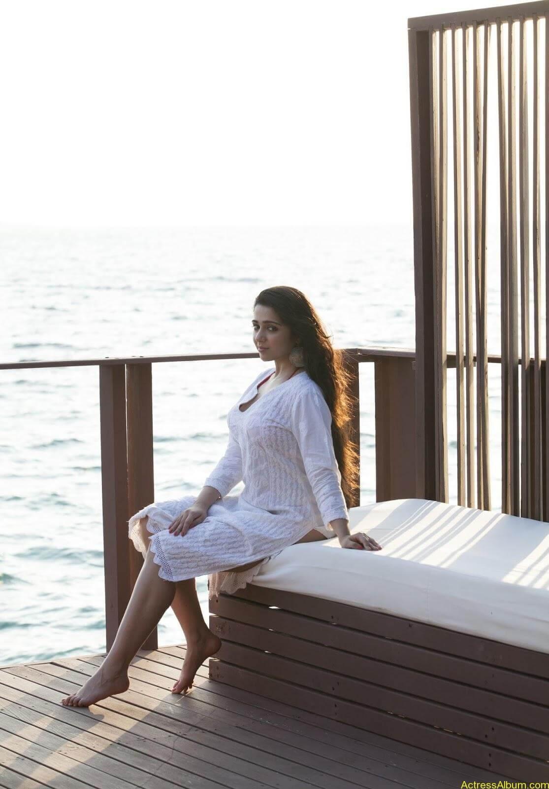 Charmi-kaur-latest-photoshoot-in-beach-2