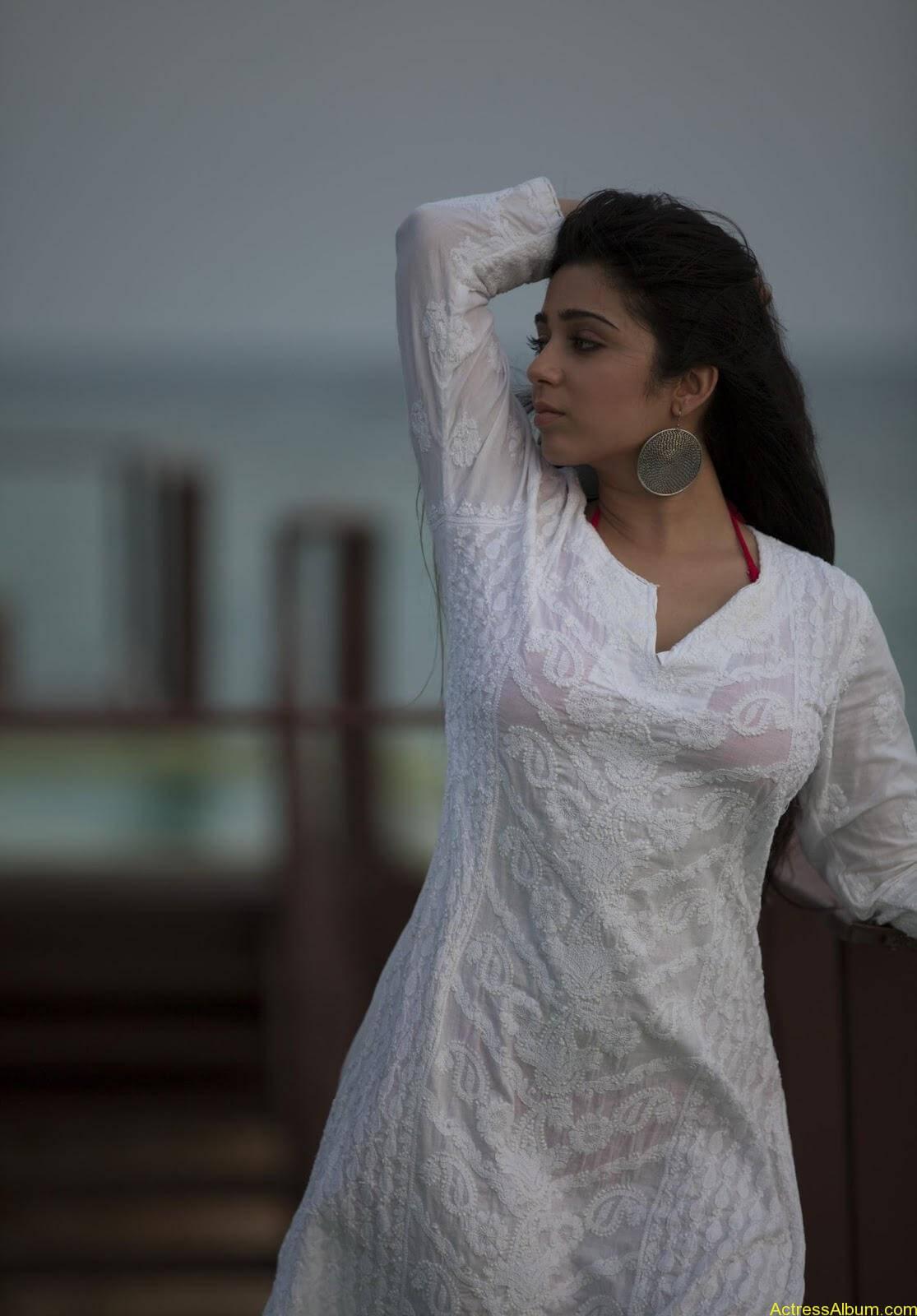 Charmi-kaur-latest-photoshoot-in-beach-3
