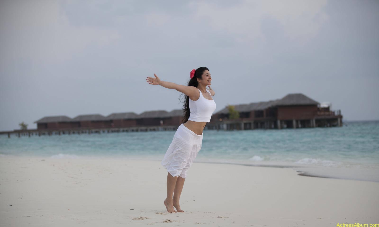 Charmi-kaur-latest-photoshoot-in-beach-7