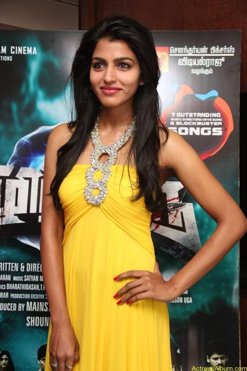 Dhansika-Stills-At-Vizhithiru-Movie-Audio-Launch-10