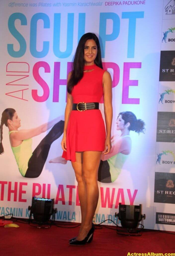 Katrina Kaif Newest Pictures In Skirt