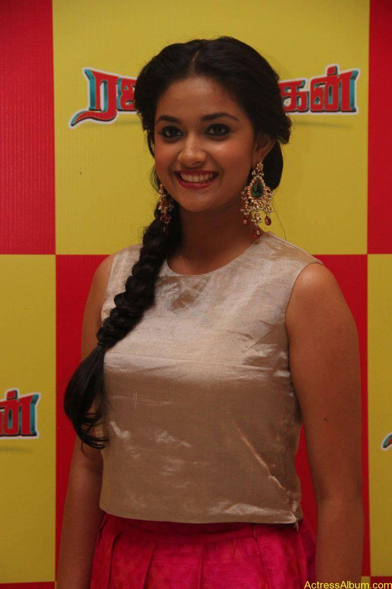 Keerthi-Suresh-Stills-At-Rajini-Murugan-Audio-Launch-05