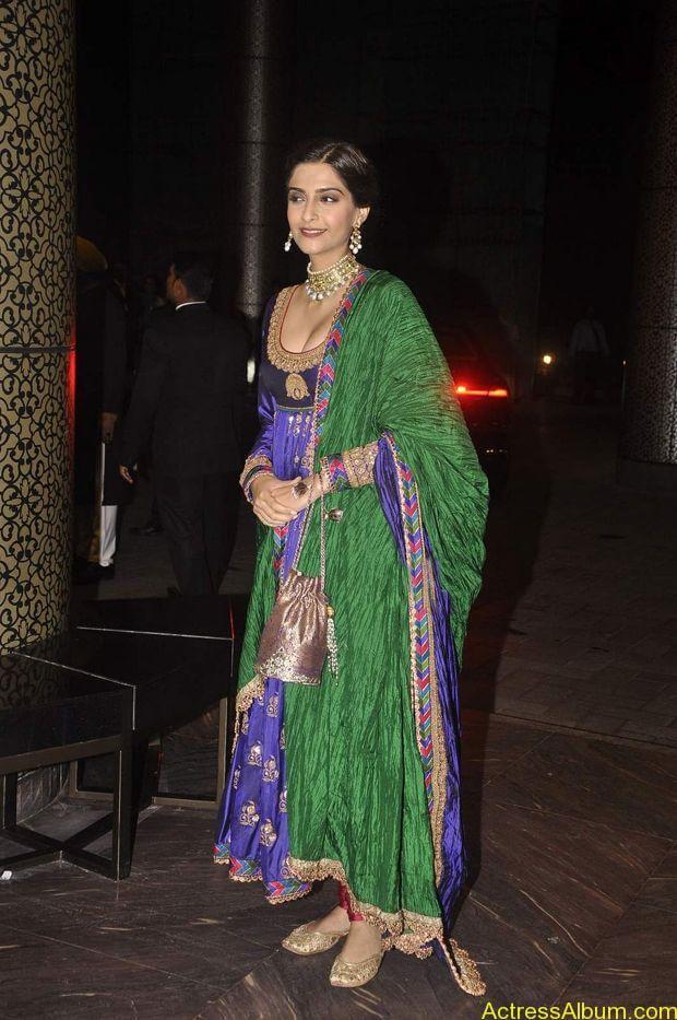 Sonam-Kapoor-At-Shahid-Kapoor-Wedding-Reception-Stills-2