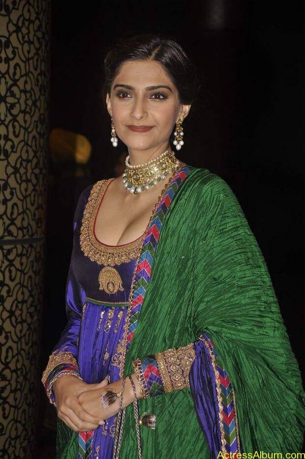 Sonam-Kapoor-At-Shahid-Kapoor-Wedding-Reception-Stills-6
