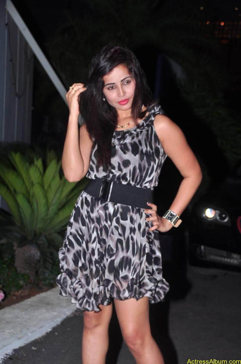 Tamil Actress Hashika Dutt Latest Gallery - 4
