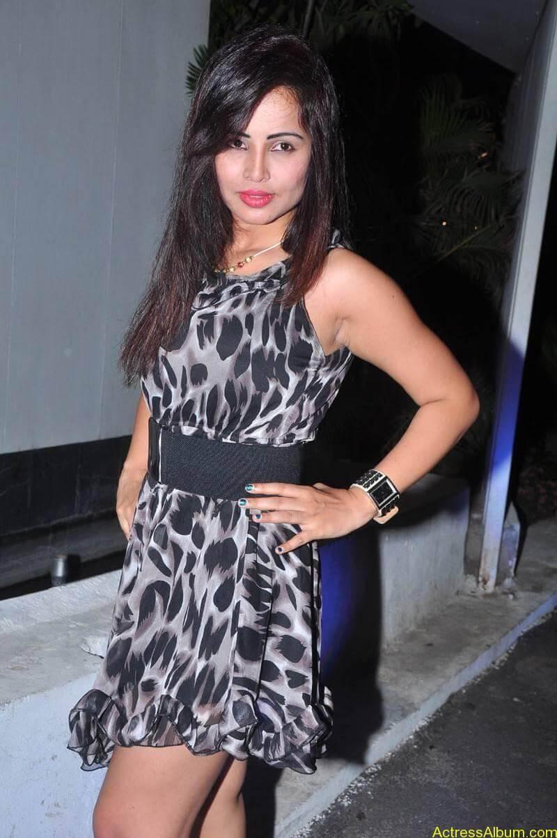 Tamil Actress Hashika Dutt Latest Gallery - 6