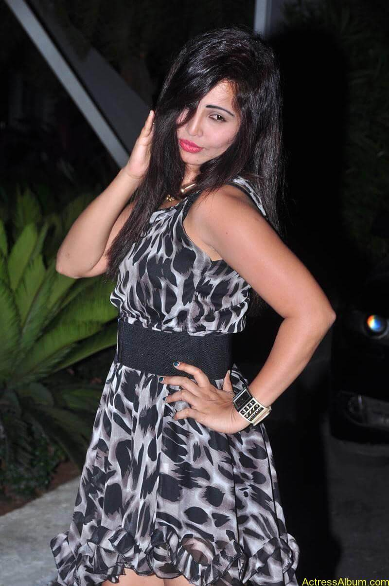 Tamil Actress Hashika Dutt Latest Gallery - 7