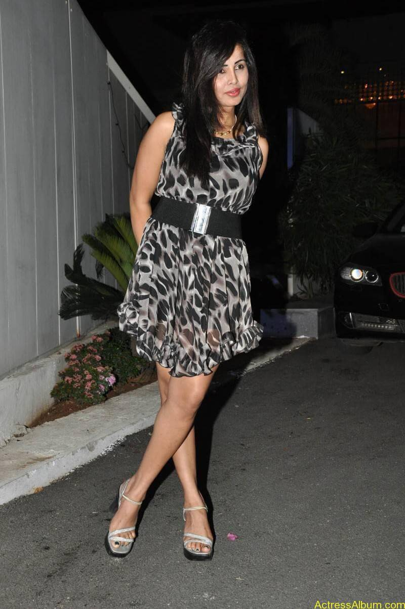 Tamil Actress Hashika Dutt Latest Gallery - 8
