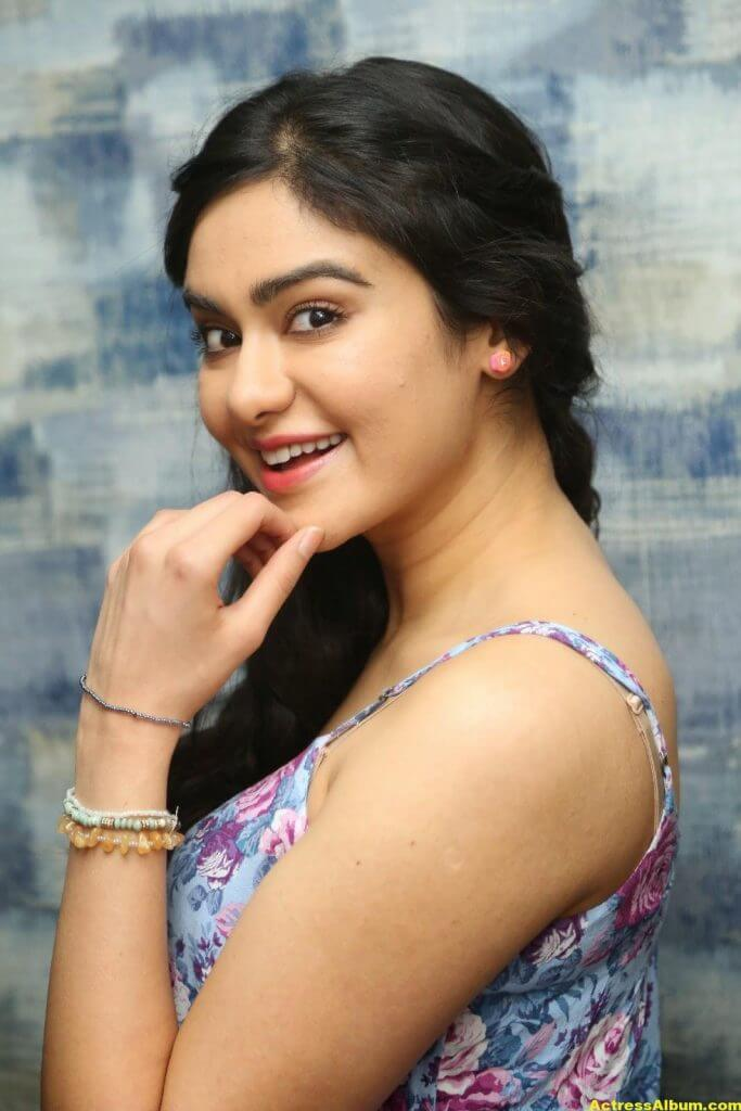 Actress Adah Sharma Latest Stills HQ 1