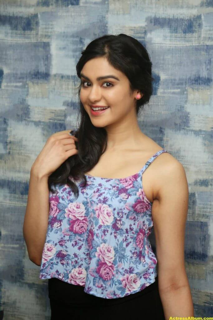 Actress Adah Sharma Latest Stills HQ 2