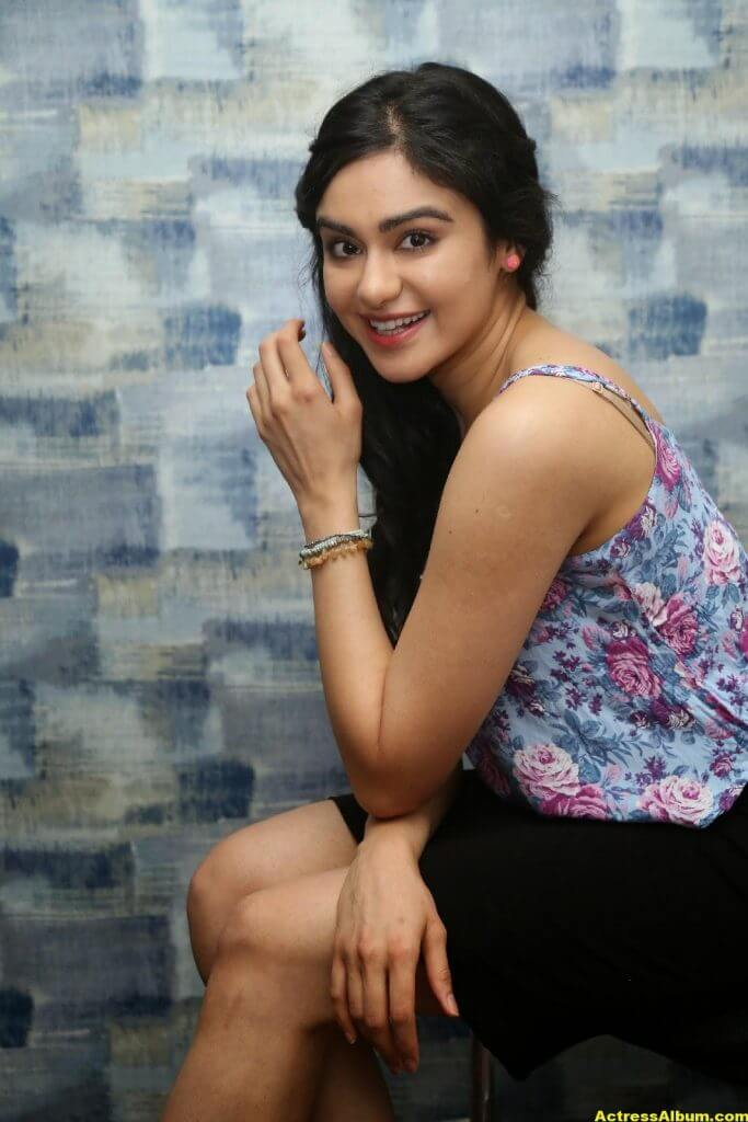 Actress Adah Sharma Latest Stills HQ 4