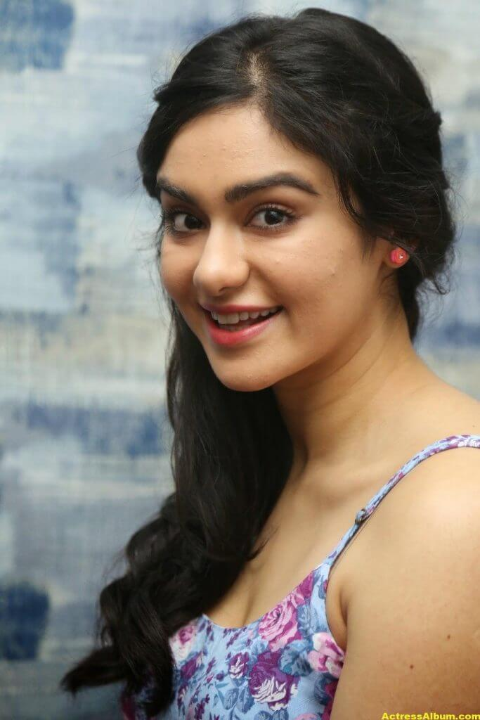 Actress Adah Sharma Latest Stills HQ 6