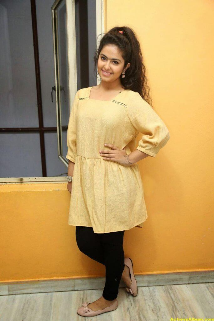 Actress Avika Gor Latest Stills 1