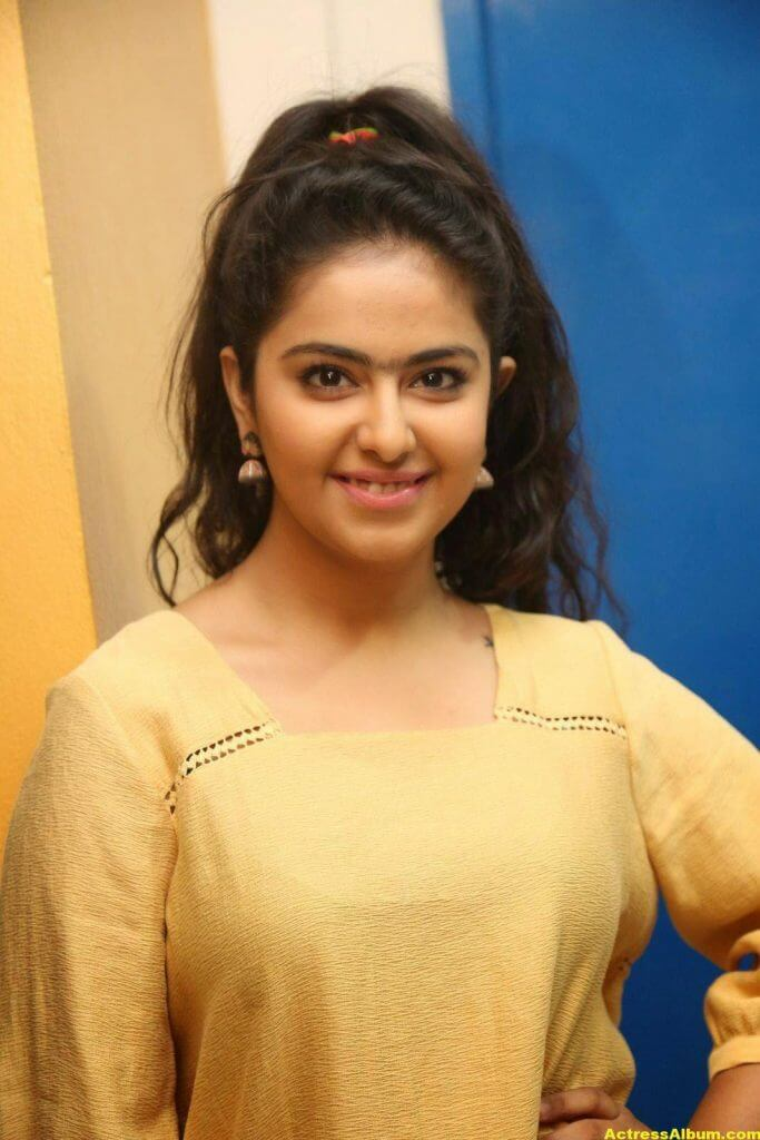 Actress Avika Gor Latest Stills 2