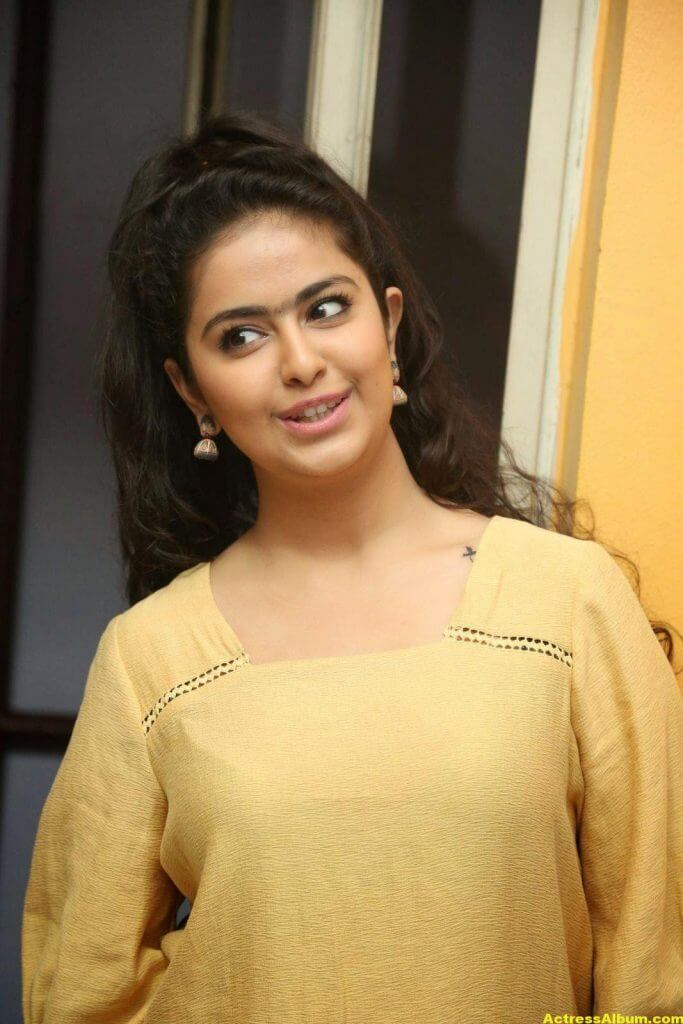 Actress Avika Gor Latest Stills 3