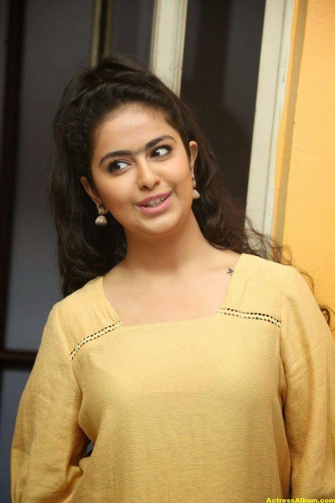 Actress Avika Gor Latest Stills 3