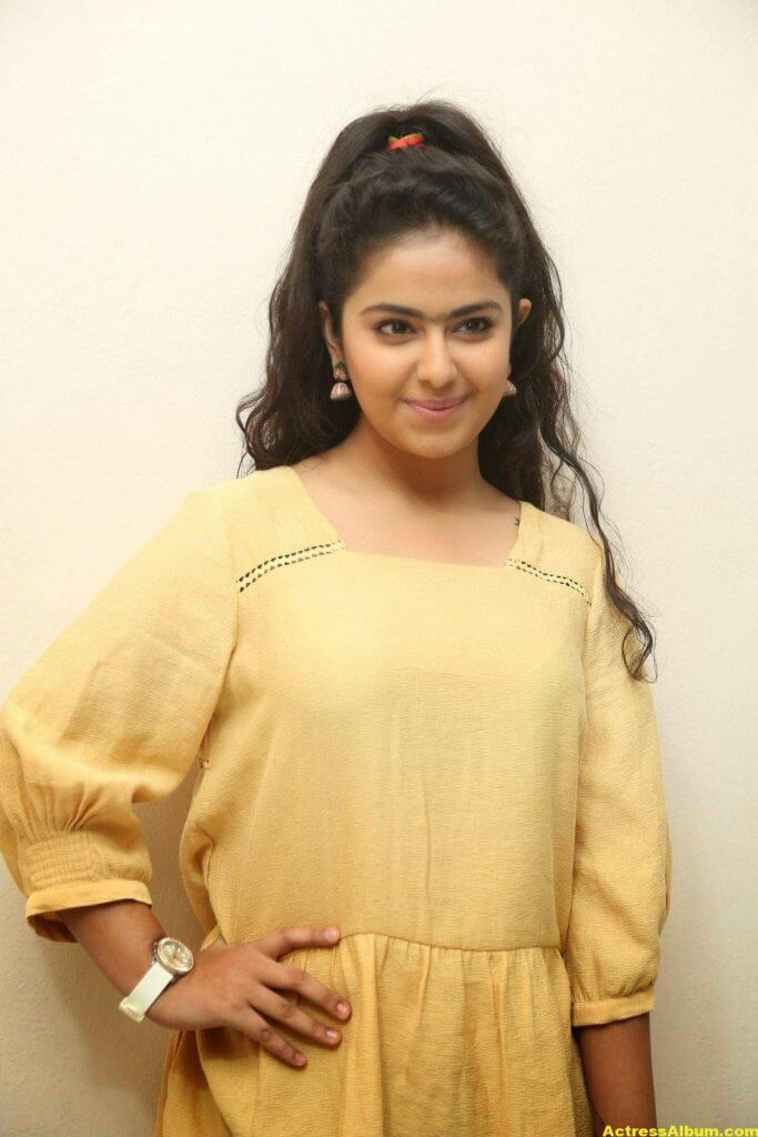 Actress Avika Gor Latest Stills 5