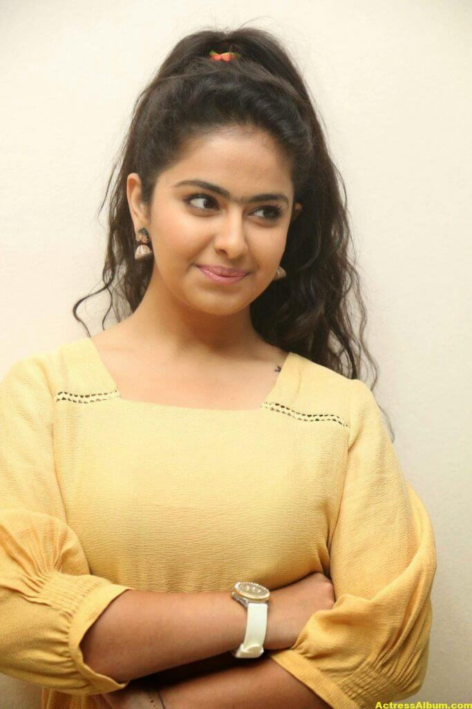 Actress Avika Gor Latest Stills 6