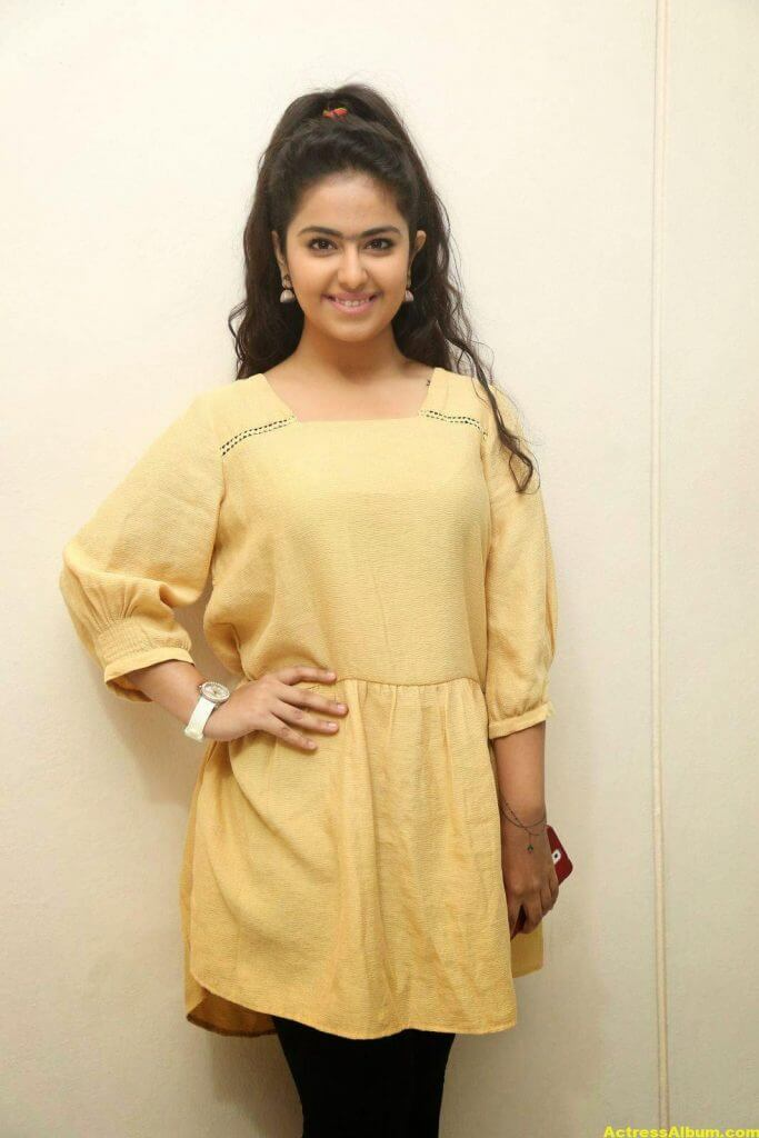 Actress Avika Gor Latest Stills 7