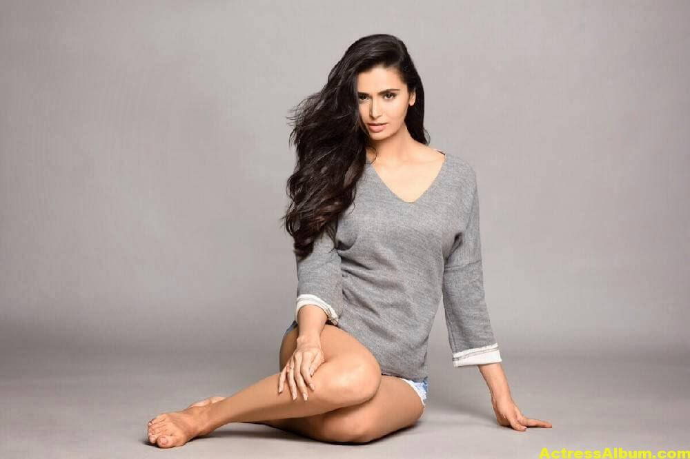 Actress Meenakshi Dixit Latest Glam Photoshoot Stills HQ 10