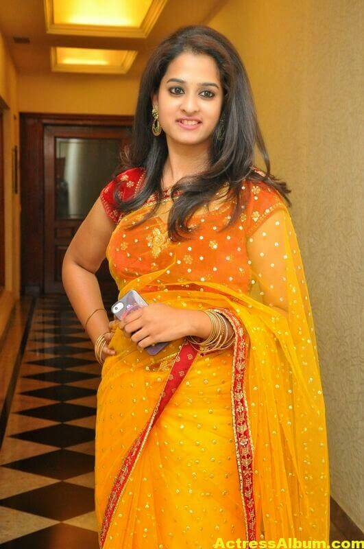 Actress Nanditha Raj Hot Photos 1