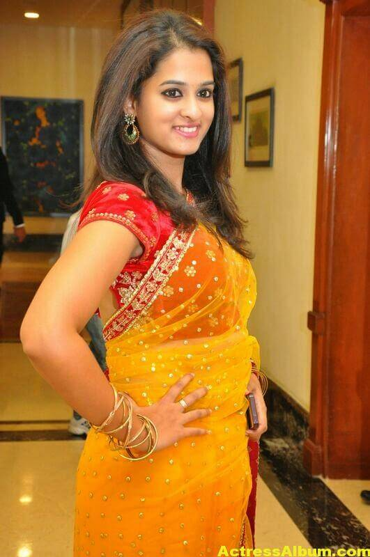 Actress Nanditha Raj Hot Photos 2