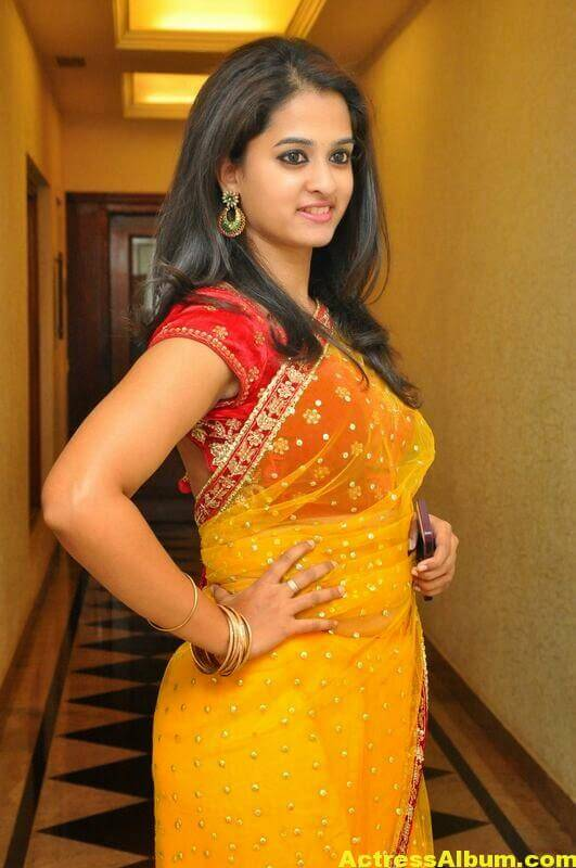 Actress Nanditha Raj Hot Photos 4