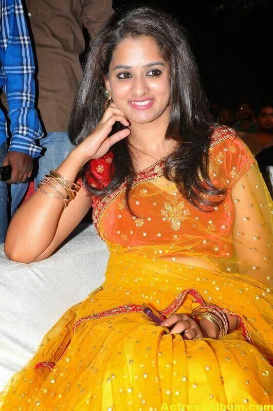Actress Nanditha Raj Hot Photos 7