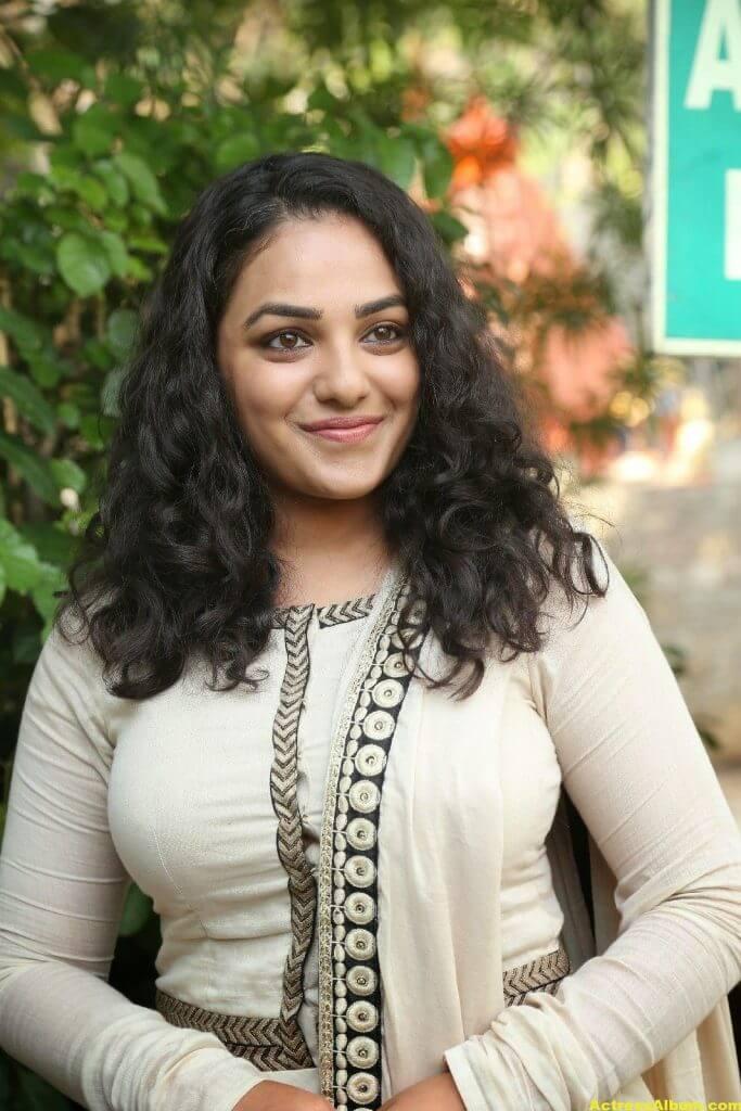 Actress Nitya Menon Latest Stills 1