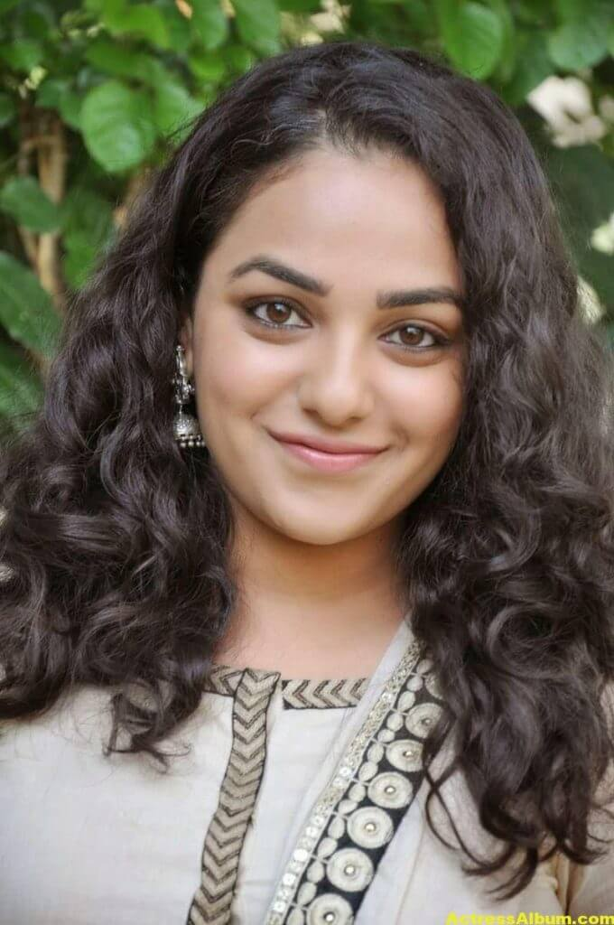 Actress Nitya Menon Latest Stills 2
