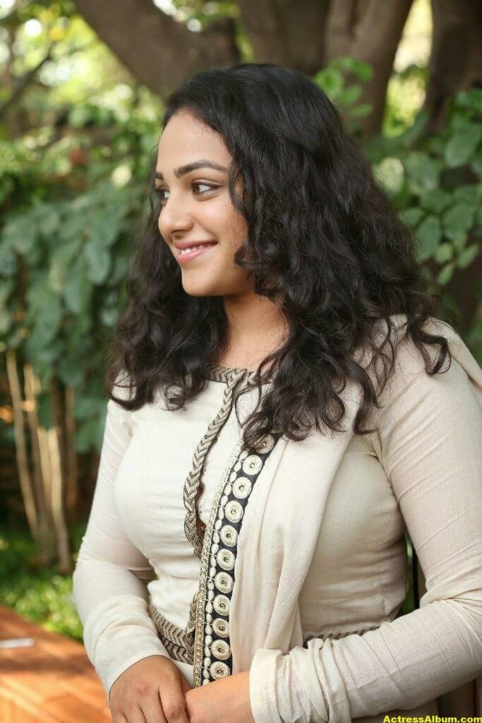Actress Nitya Menon Latest Stills 3