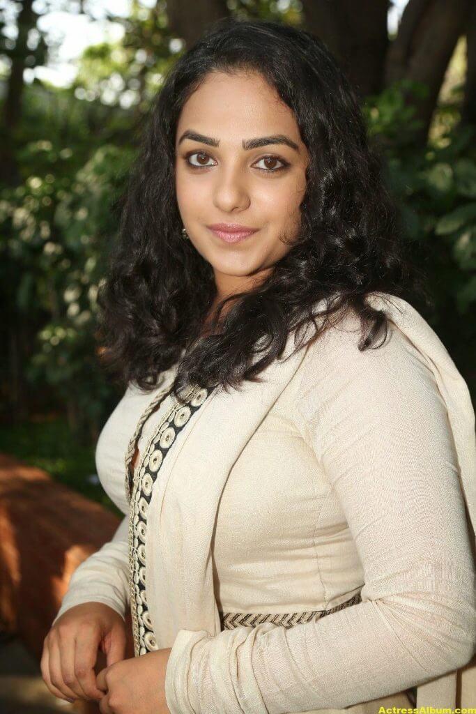 Actress Nitya Menon Latest Stills 4