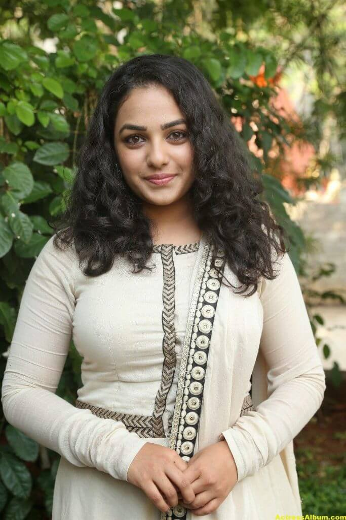 Actress Nitya Menon Latest Stills 5