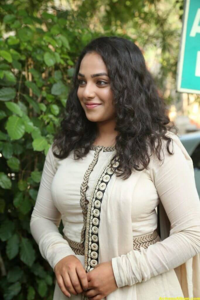 Actress Nitya Menon Latest Stills 6